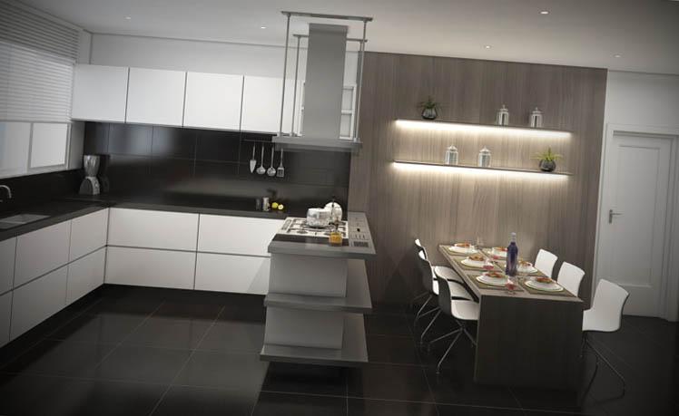Pisos-Cozinha