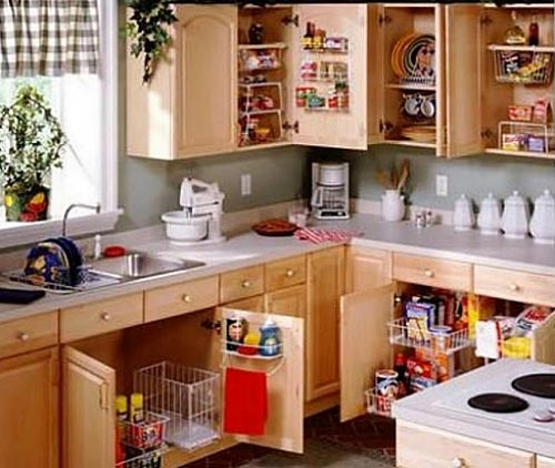 how to build kitchen cabinets in place como organizar cozinha americana 9306