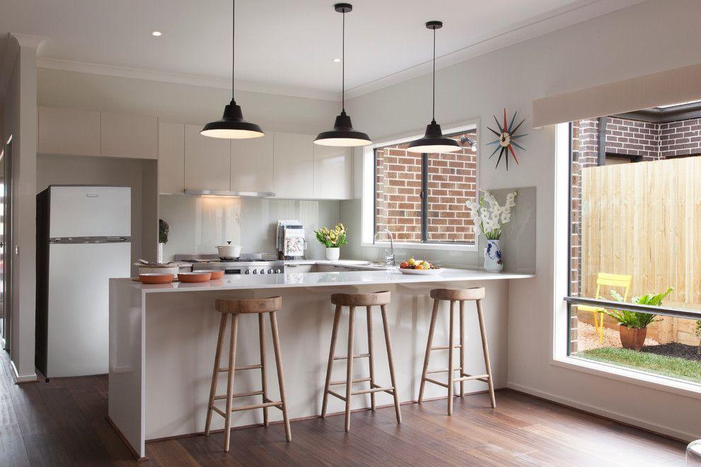 cozinha americana simples 4