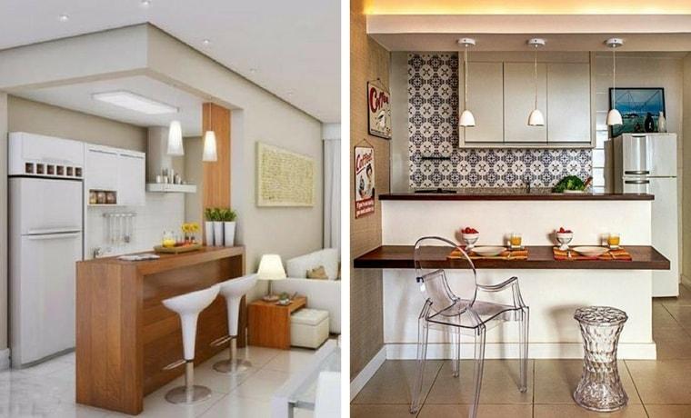 cozinha americana simples 5