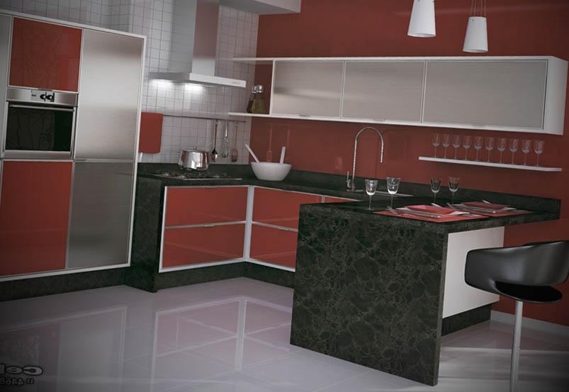 Móveis planejados para a cozinha