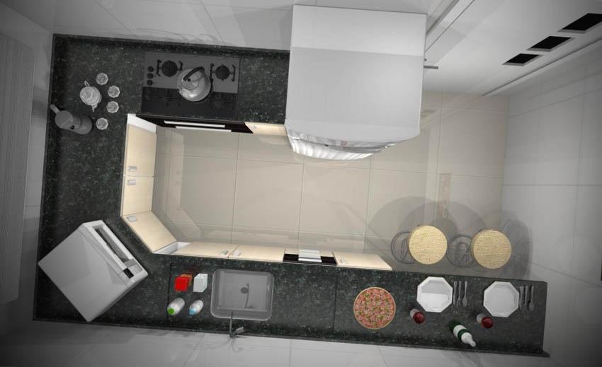 cozinha-pequena-planejada-apartamento