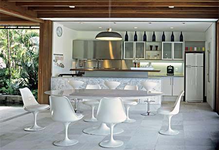 Cozinhas de praia