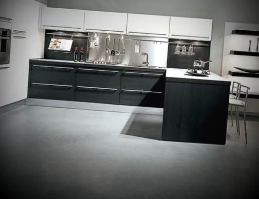 cozinha-preta-simples