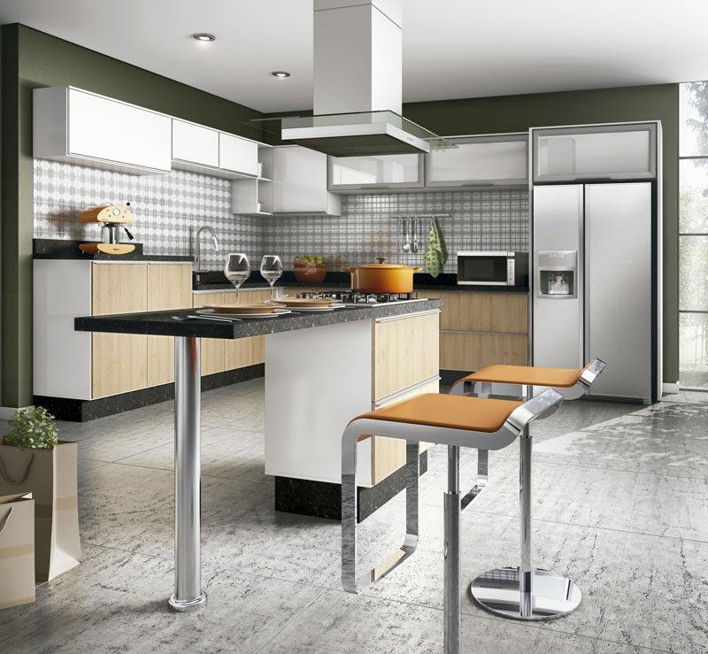 Como fazer uma Ilha na Cozinha  Cozinhas Decoradas # Ilha Cozinha Tijolo