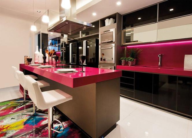 cozinhas americanas modernas 2