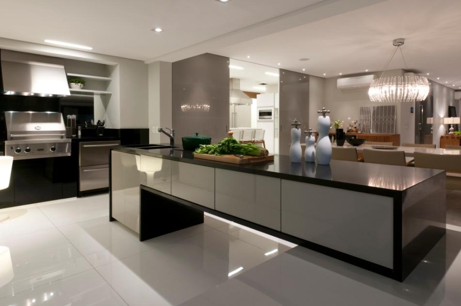 cozinhas americanas modernas 4
