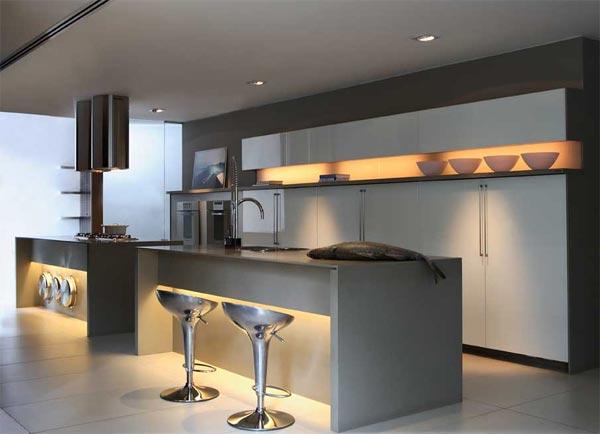 Cozinhas pequenas e funcionais