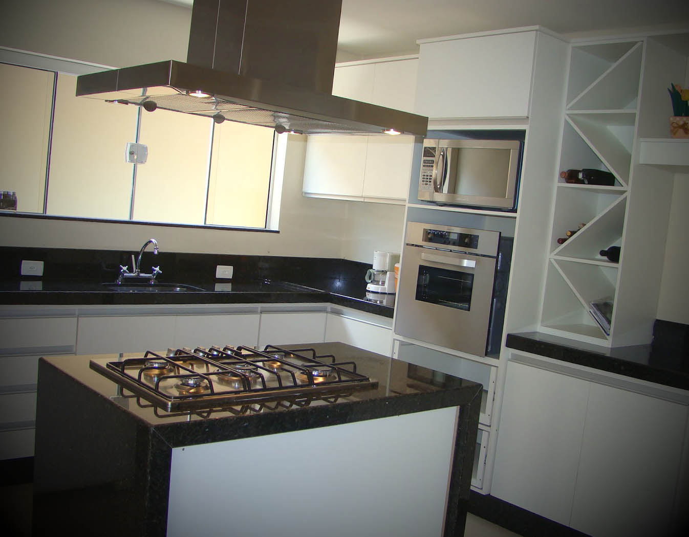 Cozinha Pequena Com Ilha Cozinha Cozinha Partilha Isto Pequena