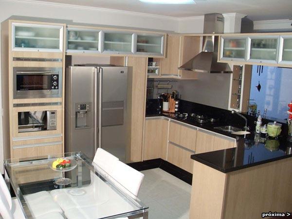 foto de cozinha planejada