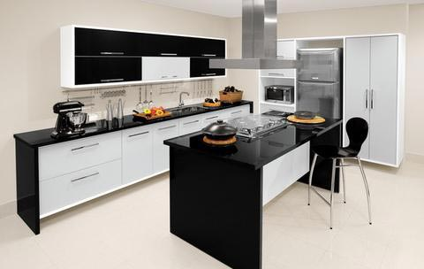 Cozinhas Moduladas - Tendências e Fotos