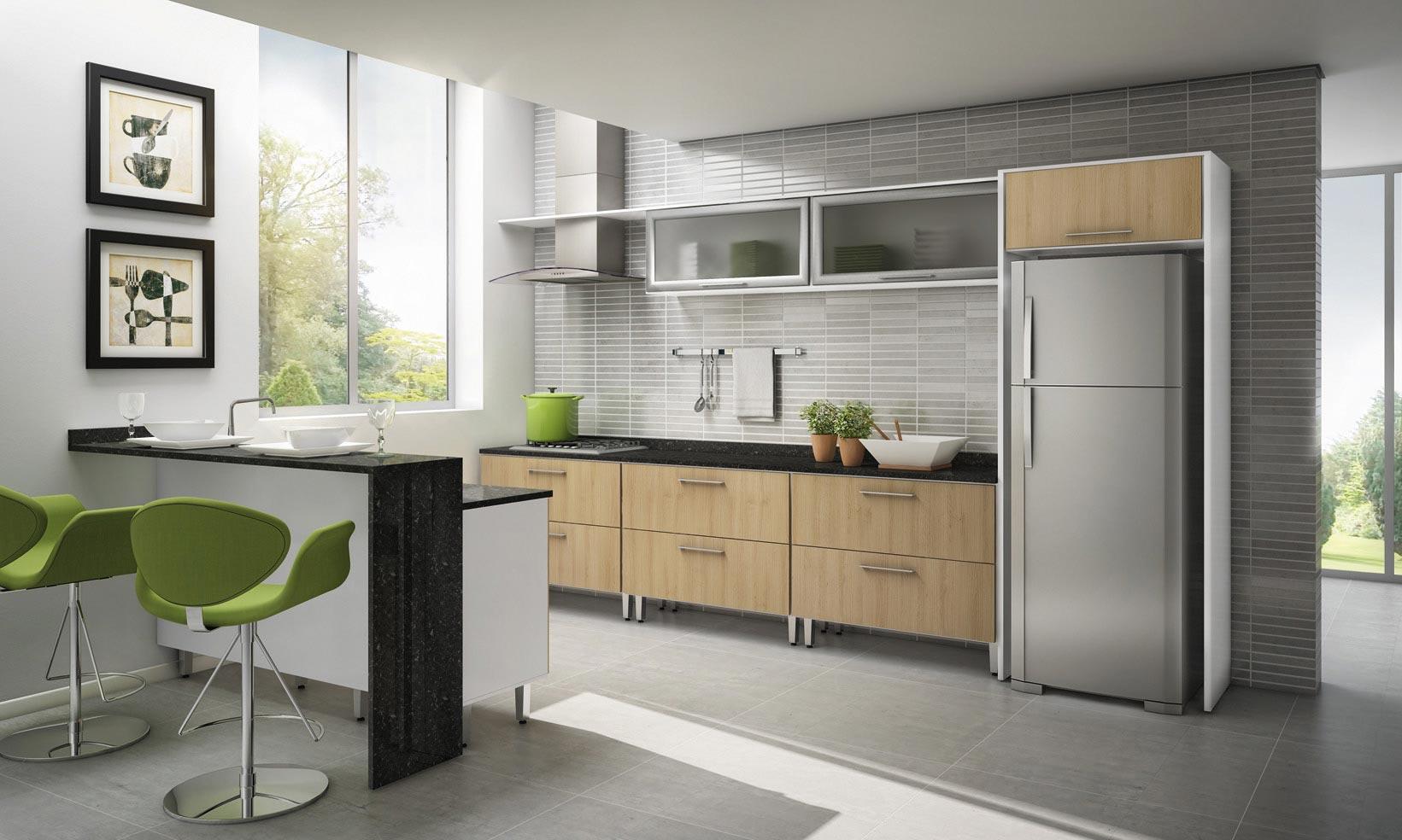 de cozinhas simples Decoração de cozinhas simples Decoração de  #7D8E3D 1641 984