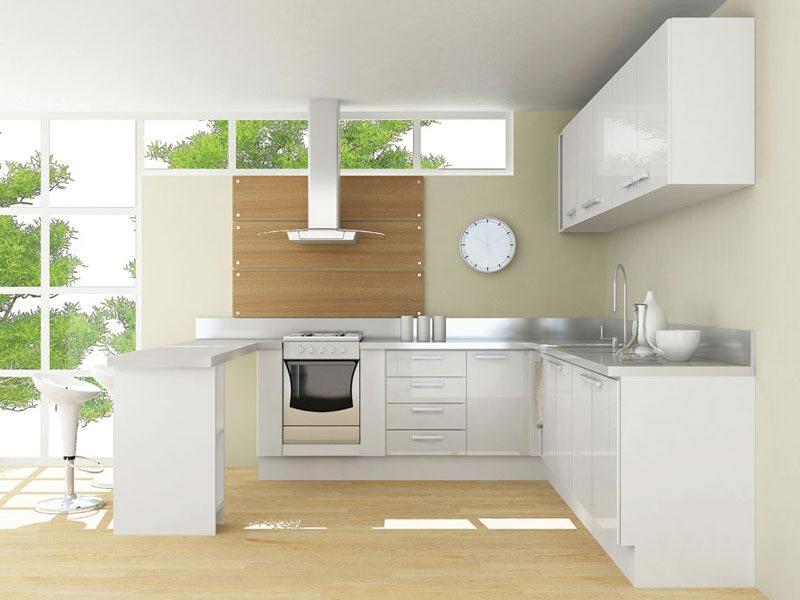 Decoração de cozinhas simples