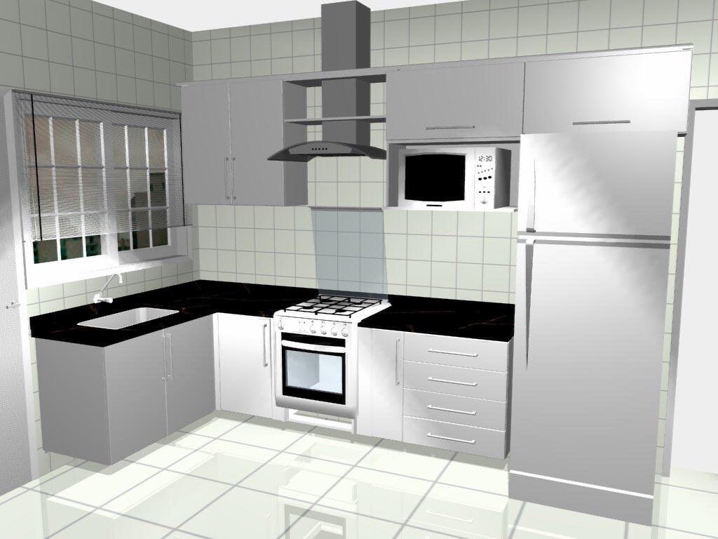 Decoração De Cozinhas Simples Decoradas #50584A 1024 768