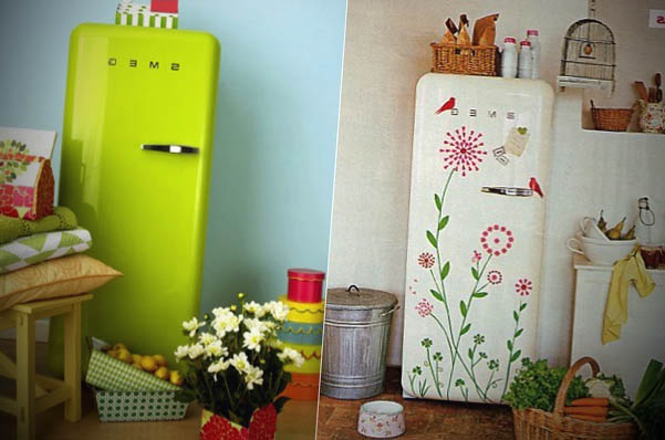 decorar cozinha vintage