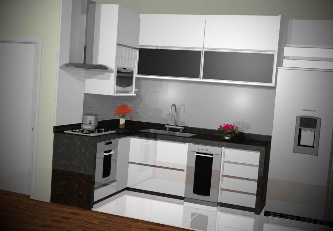 Fotos De Cozinha Planejada Pequena