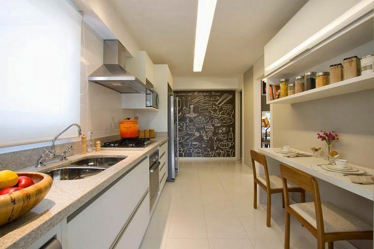 Armario Baño Conforama ~ Decoraç u00e3o para Cozinha Corredor Cozinhas Decoradas