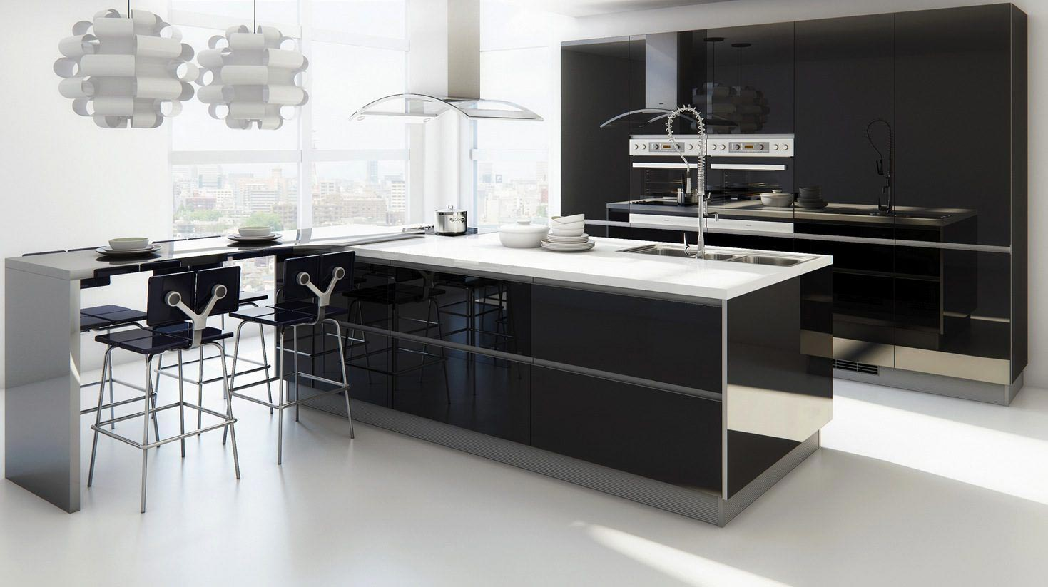 moveis-de-cozinha-modernos-sem-puxadores